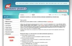 Autobaterie-Vyhodne.cz