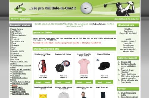 GolfUK.cz