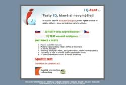 Iq-Test.cz