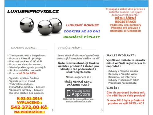 Luxusniprovize.cz