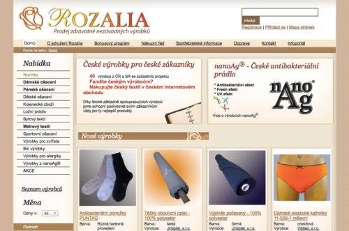 Rozalia.cz