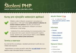 SkoleniPHP.cz