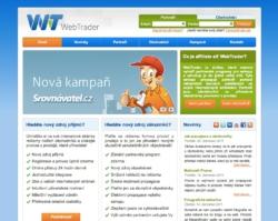 WebTrader.cz