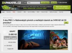 Zapakatel.cz Affilátní program