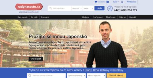 Radynacestu.cz – zájezdy pro cestovatele